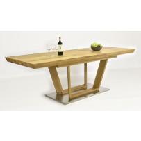Luxusný rozťahovací stôl do jedálne masív