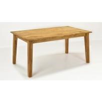 Drevený dubový stôl masív
