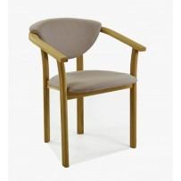 Jedálenská stolička Alexandra (Bagama 33 latte) Skladom