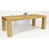 Dubový stôl do jedálne GEORGE 220 x 100