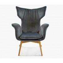 Lounge kreslo GRACE / 2 farby