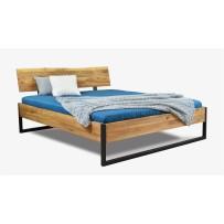 Pevná manželská posteľ