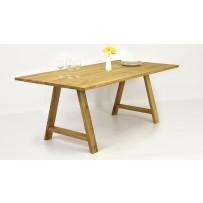 Masívny dubový stôl - Jakub