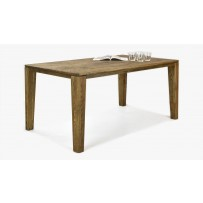 Masívny dubový stôl - York (dub pálený)