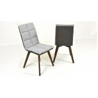 Jedálenské a kuchynská stoličky / 2 farby látky