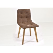 Kožená stolička Leonardo, Africa
