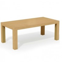 Konferenčný stolík z masívu 200 x 70 cm , model S3