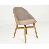 Dizajnová retro stolička