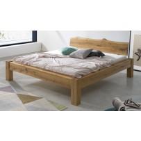Dubová posteľ 160 x 200, 180 x 200 janov