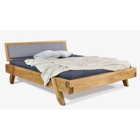 Luxusná posteľ z dubových trámov, Spider