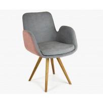 Pohodlná stolička vintage MALMO