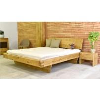 manželské postele z masivu 180x200, 160 x 200