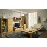 Moderný nábytok do obývačky farba olej