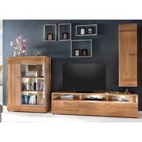 Nábytok do obývačky z dubu