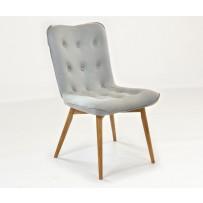 Dizajnová retro stolička ANGEL