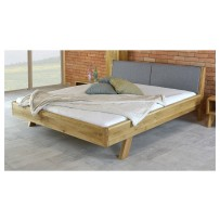Manželská posteľ  MARINA (čalúnené čelo vintage štýl 160 x 200, 180 x 200)