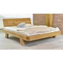 Manželská posteľ z dreva MIA  160 x 200 alebo 180 x 200