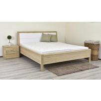 Luxusná dubová posteľ (šírka 180 x 200 ), Yuma 181