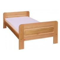 Jednolôžková posteľ plná