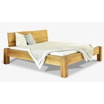 Kvalitná posteľ z dreva