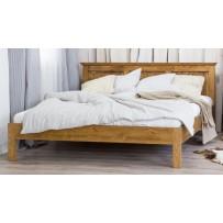 Manželská posteľ z masívu 180 x 200