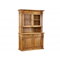 Nábytok do jedálne , príborník z dreva prestige