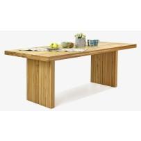 Masívny jedálenský stôl SEMAN