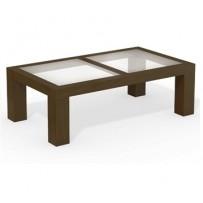 Konferenčný stolík z masívu 110 x 60 cm , model S1