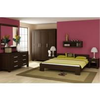 Moderná posteľ L 6 - (100 x 200) - Možnosť výberu farby