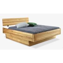 Dubová posteľ 160 x 200, 180 x 200 Stockholm II