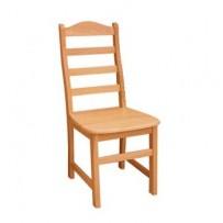 Drevená stolička A