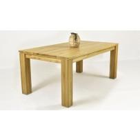 Moderný jedálenský stôl DUB, New line 160 alebo 180 cm, dlhý