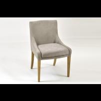 Elegantná čalúnená stolička 2029