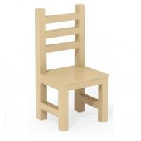 Moderná Jedálenská stolička