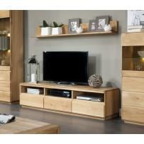 Luxusný TV stolík z masívneho dreva