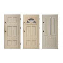 Vchodove dvere do domu (3 modely )
