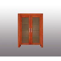 Brezová vitrina Lux 9