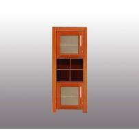 Moderná vitrina Lux4