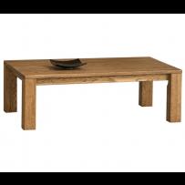 Moderný stolík do obývačky orech