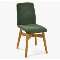 Moderná jedálenská stolička ( York ) zelená