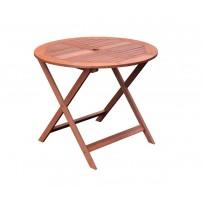 Záhradný skladací stôl (sunny)