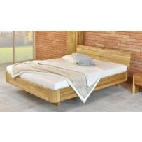 Luxusná dubová postel z masívu