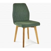 Jedálenská stolička Natália zelená MIMORIADNA AKCIA