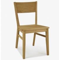 Dubová stolička do jedálne MIKA