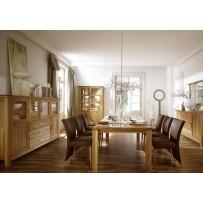 Jedáleň luxusného rodinného domu