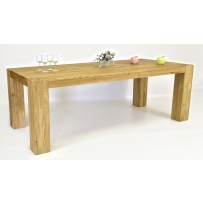 Dubový stôl do jedálne GEORGE