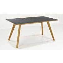 Stôl do jedálne DEKTON ( Vrchná doska Dekton,  Keyla natura )