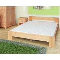 Manželská posteľ z masívu 180 x 200 modern