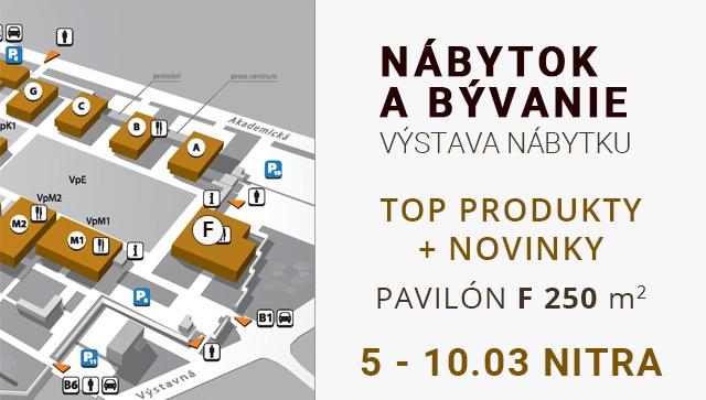 Nábytok a bývanie Nitra